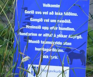 Hundagerðið í Laugardal