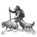 Aðventa – Fjalla-Bensi og hundurinn Leo